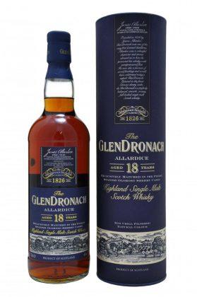 glendronach18yo