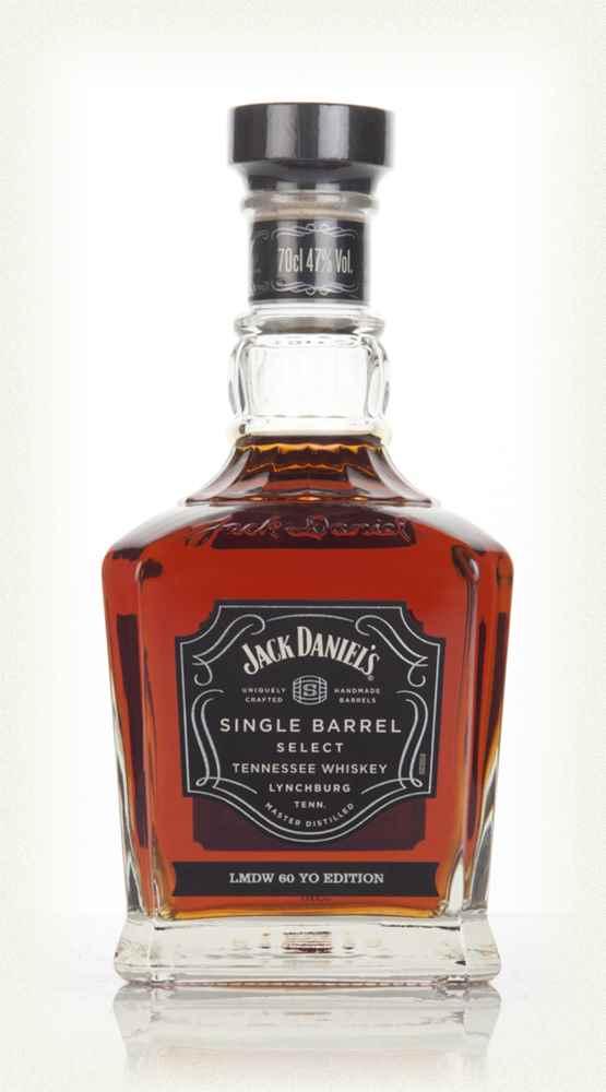 Jack daniel 39 s single barrel la maison du whisky 60th anniversary 70cl vini e capricci for Photos jack daniels