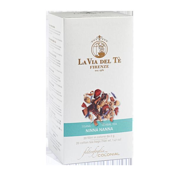 La Vai Del Tè | Ninna Nanna Herbal Tea 50g