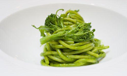 Rustichella d'Abruzzo Spaghettoni al Pesto di Cime di Rapa