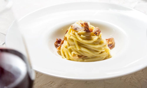 #Carbonaraday with Rustichella d'Abruzzo: history, tradition and innovation