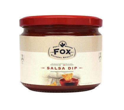 Salsa Dip Fox
